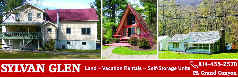 Sylvan Glen Vacation Rentals and Lease Properties